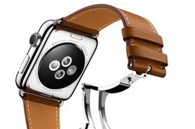 果粉必敗! 愛馬仕Apple Watch表帶超時尚