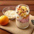 懶得做早餐 把美味的「隔夜燕麥罐」學起來!