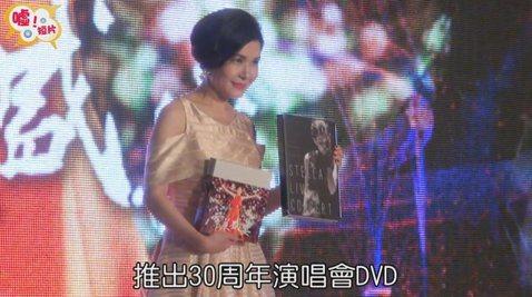 恭喜張清芳50歲生日快樂,但生日為何打人啦XD