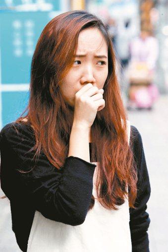 不咳嗽代表痊癒了嗎? 圖片/聯合報系資料照