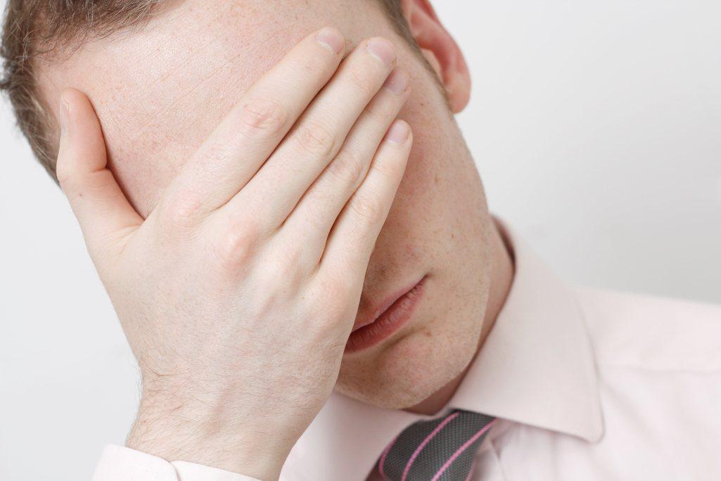 你常常身體疲倦或眼睛累的時候流目油、流眼淚嗎? 圖/ingimage
