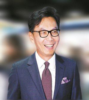 富邦金控董事長蔡明忠 本報系資料庫