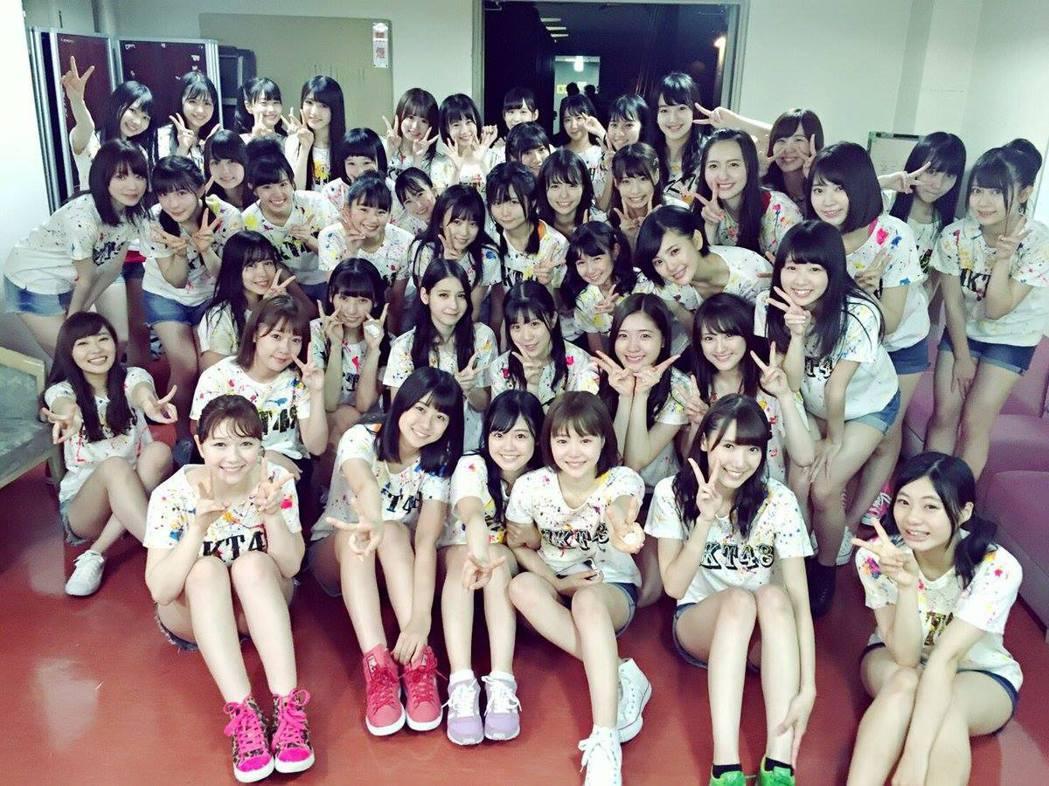 圖/取自AKB48臉書