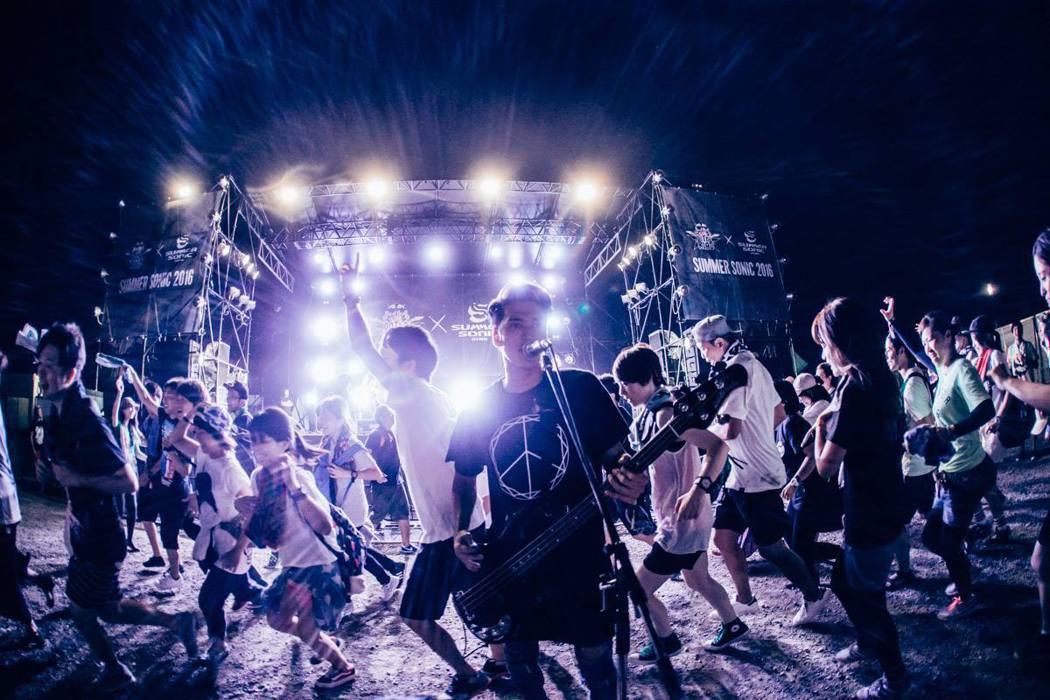 亞洲十大超夯「音樂節」青春就是要熱血Rock!