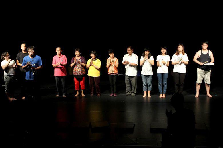 鍾喬、賴淑雅等人路線的民眾劇場,則源於巴西左翼劇場人波瓦的「被壓迫者劇場」系統,...