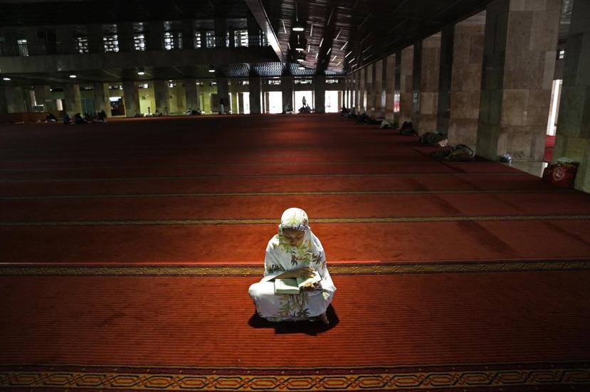 每周的聚禮日只有男性有義務參與,也因此,開齋節與宰牲節成為多數穆斯林女性唯二會到...