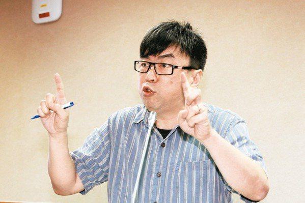 邱太三稱酒駕多中下階層 段宜康:原因出在警察