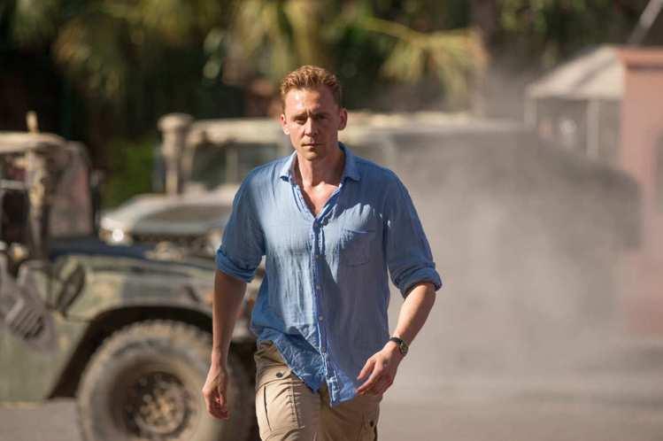 湯姆希德斯頓以「夜班經理」角逐艾美獎最佳迷你影集或電視電影男主角。圖/摘自AMC