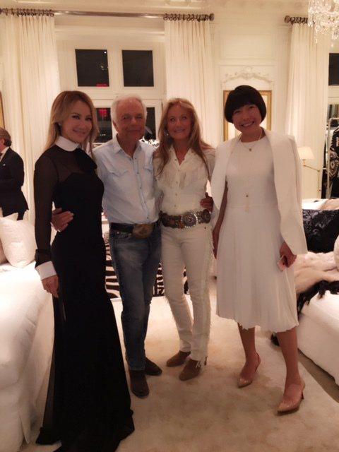 CoCo李玟受邀赴紐約時裝周。圖/李玟經紀公司提供