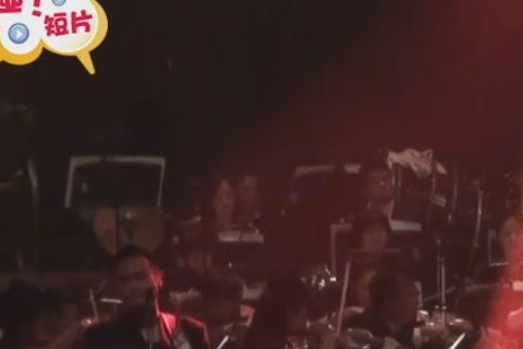 蘇打綠周五晚間在中山堂開唱,但周六場次因為颱風取消,歌迷不要撲空了喔