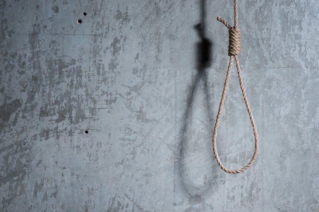 示意圖片。絞刑是目前新加坡死刑的處決方式。 圖/Shutterstock