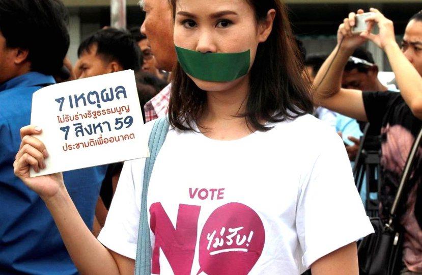 隨著軍方將實際控制民選政府,泰國政局不可避免地會出現更多反抗,如果軍政府再度藉此...