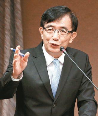 工程會主委吳宏謀。 報系資料照