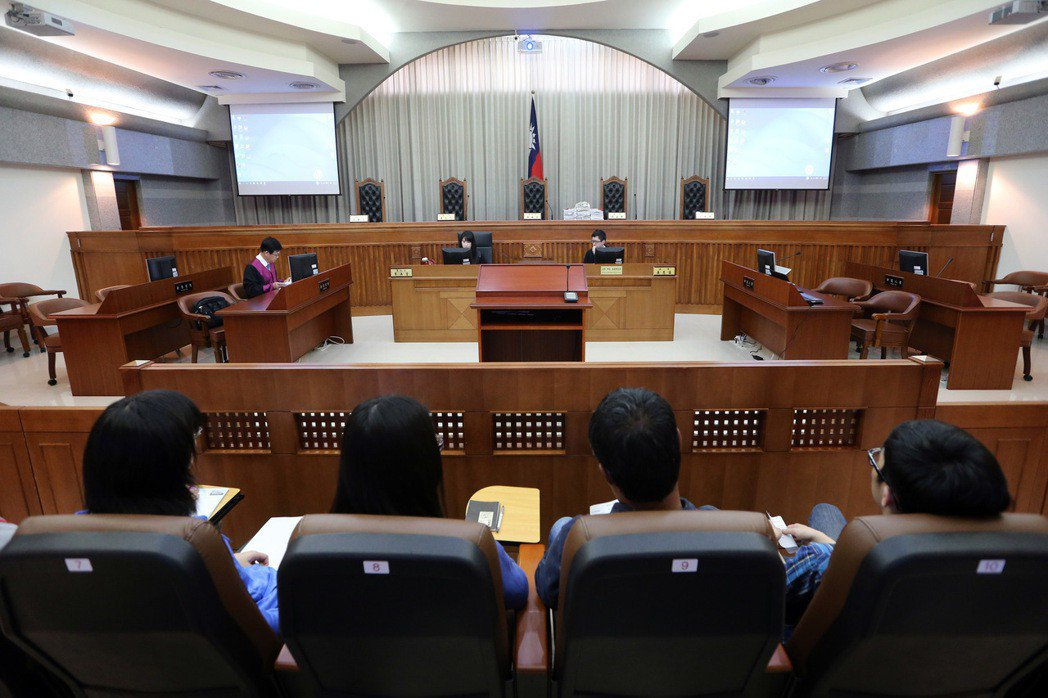 重大司法案件審理時,在新聞稿中公告審案法官姓名就能夠避免恐龍判決? 攝影/記者杜...
