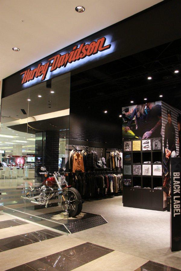 Harley-Davidson 首間精品概念店正式進駐新光三越信義新天地 A11...