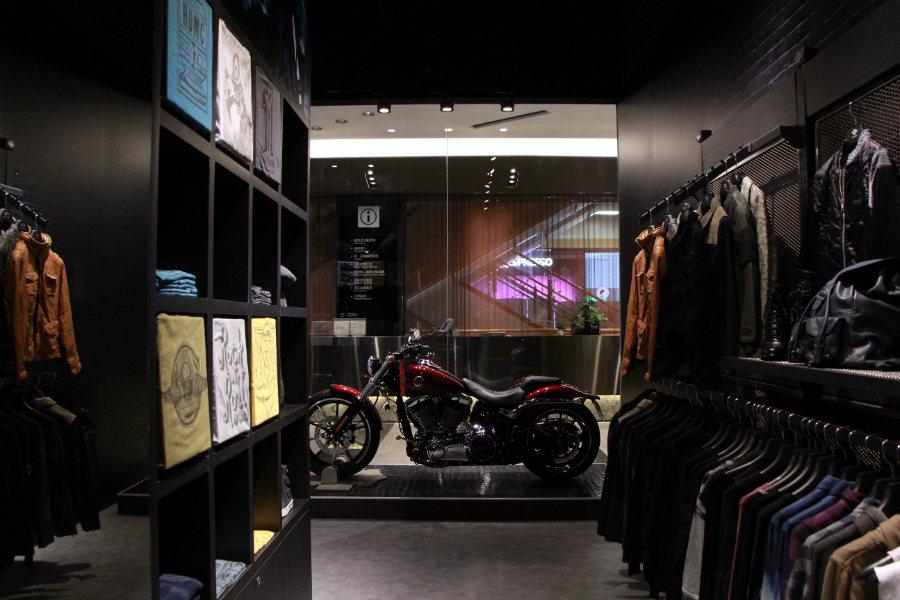 Harley-Davidson 提供