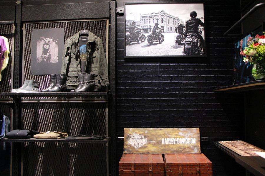 開幕期間,凡於 Harley-Davidson 時尚精品黑標概念店消費,不限金額...