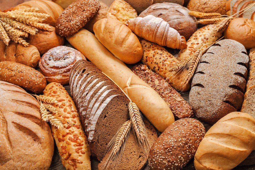 麩質,也就是麵筋,是一種存在於小麥、大麥、黑麥等麥類的混合多元蛋白質。 圖/sh...