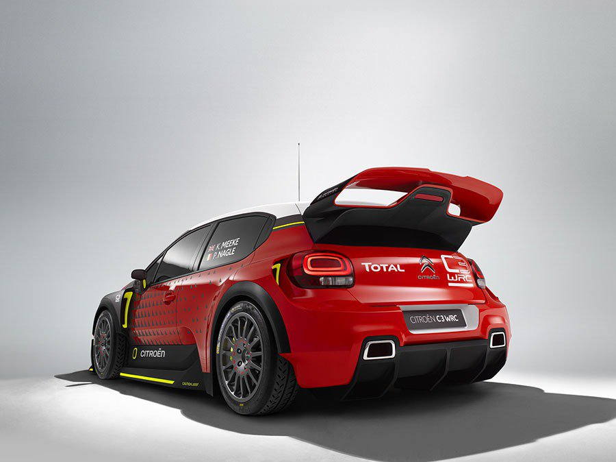 Citroën提供