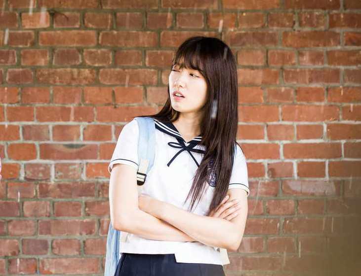 高中生示意圖,非文中當事人。圖為韓劇「Doctors醫生們」劇照。圖/八大提供