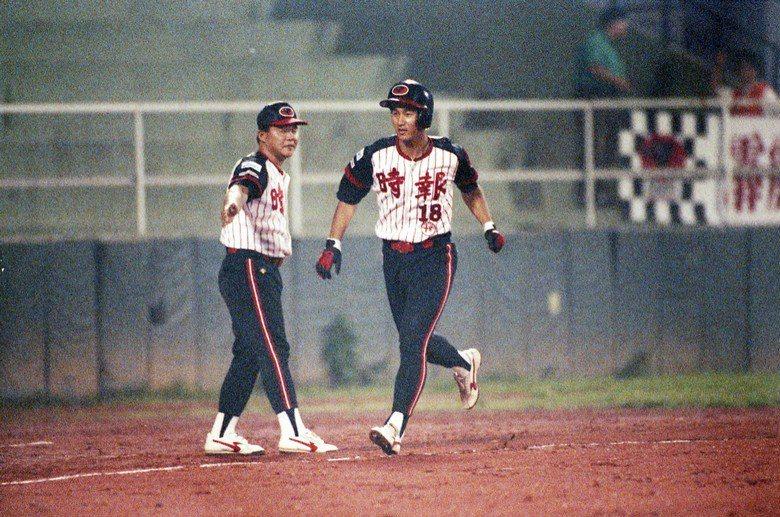 廖敏雄代表了1990年代本地職棒黑道橫行的環境下、舊世代球員面對威脅利誘的無奈。 圖/聯合報系資料照片