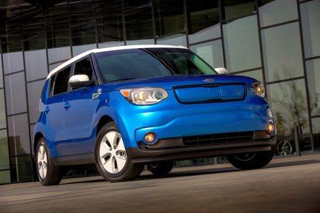 Kia Soul EV電動休旅車 將強化續航力