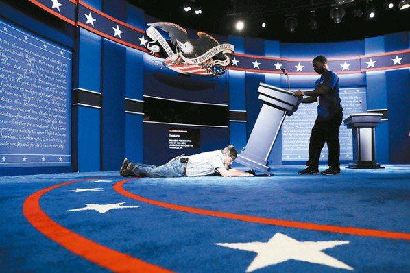 民調顯示 美大選辯論將左右34%選民投票