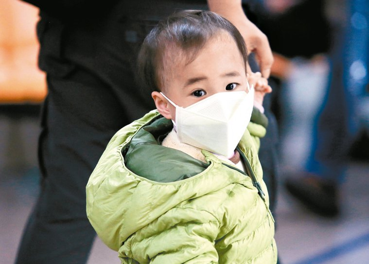 一項研究指出:染流感機率與出生年份有關。 聯合報系資料照