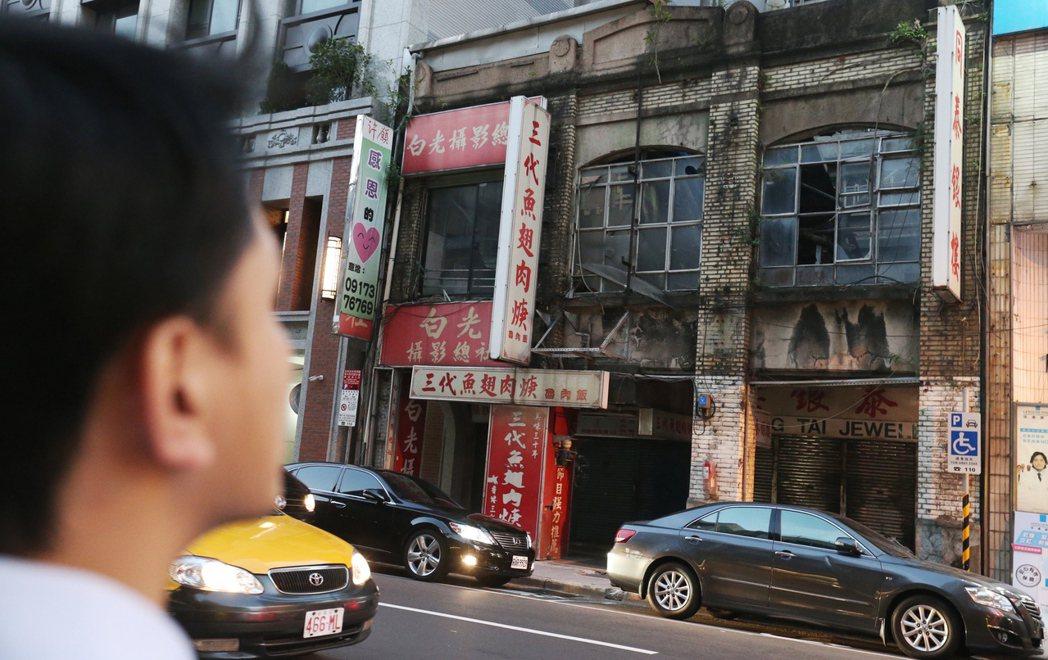 內政部日前拋出強制30年以上老屋健檢才能買賣,引起諸多爭議。記者程宜華/攝影