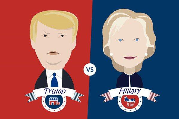 透視:川普大戰希拉蕊,美國大選辯論的必勝法?