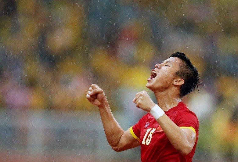 越南隊選手桂玉海。 圖/路透社
