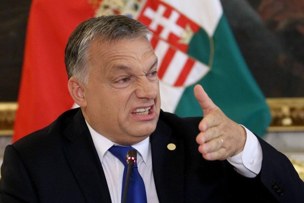 「對匈牙利來說,一個難民都太多」,匈牙利總理奧班批評梅克爾的歡迎政策「是撕裂歐盟...