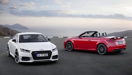 Audi TT S Line Competition特仕車 年底登場