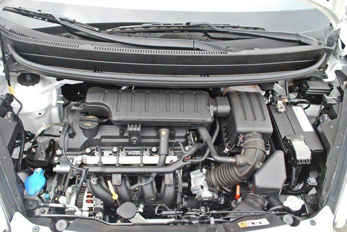 Morning搭載1.2升自然進氣引擎,擁有85hp/12.3kgm的最大動力。...