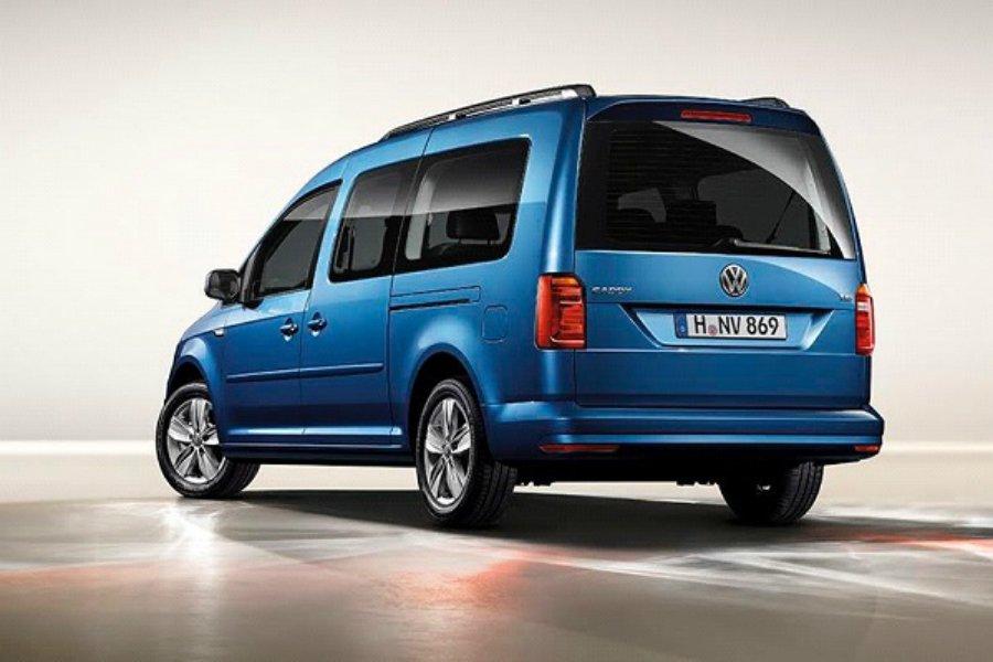 第四代Caddy Maxi搭載了符合歐盟六期法規的汽、柴油引擎。 圖/福斯商旅提...