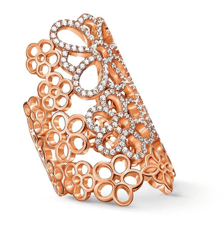 Fashionably Silver系列戒指,4,790元。 圖/Folli F...