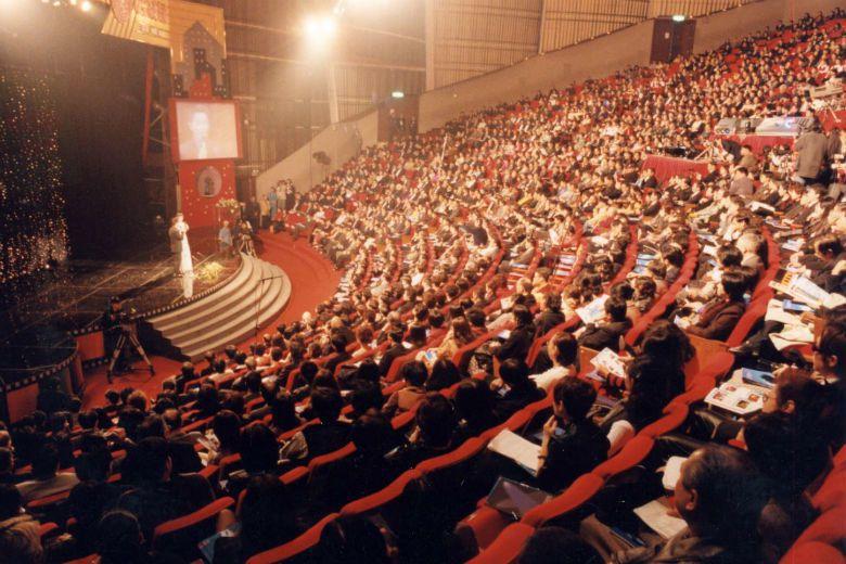 1998年第三十五屆金馬影展主要獎項都為中國電影《天浴》奪得,台灣電影產業落入低潮。 圖/聯合報系資料庫