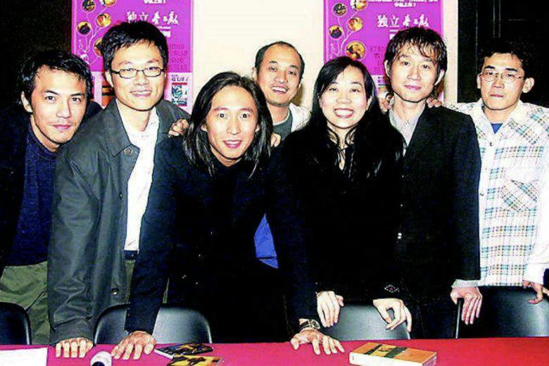 1999年六位年輕導演共同籌辦第一屆「純十六獨立影展」,影展持續至2004年,「純十六」三個字成為本土獨立創作的代名詞。 圖/聯合報系資料庫
