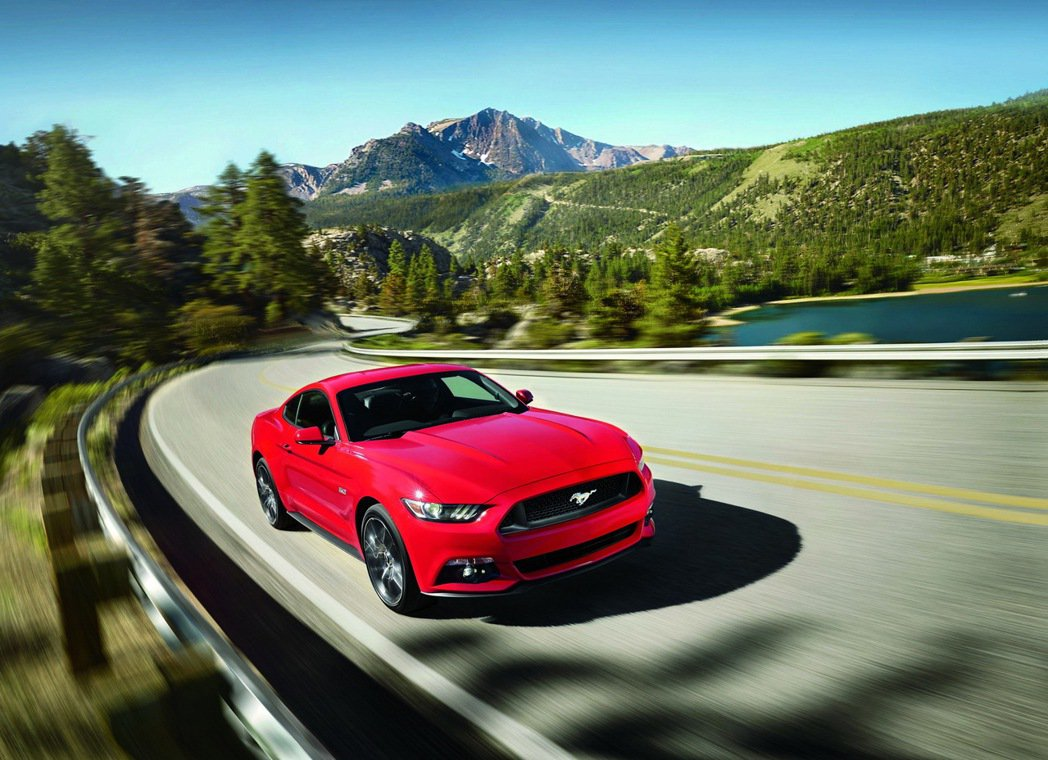 2017年式Ford Mustang全新到港,科技升級不加價,EcoBoost ...