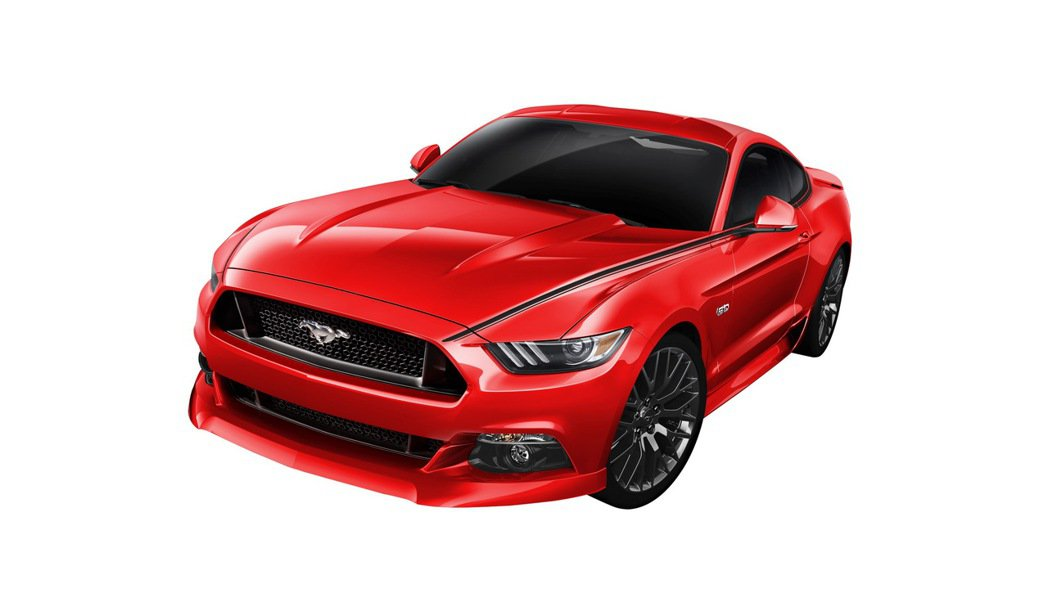 Ford引進美國改裝大廠Classic Design Concepts空力套件:...