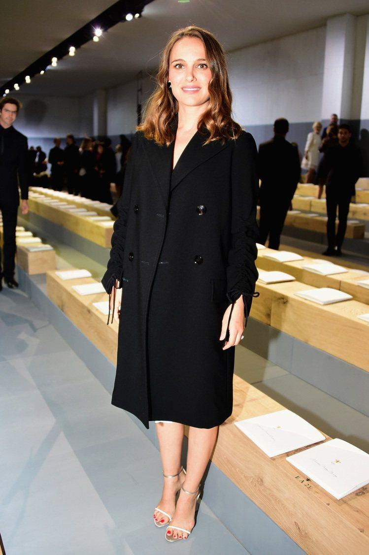 娜塔莉波曼。圖/Dior提供