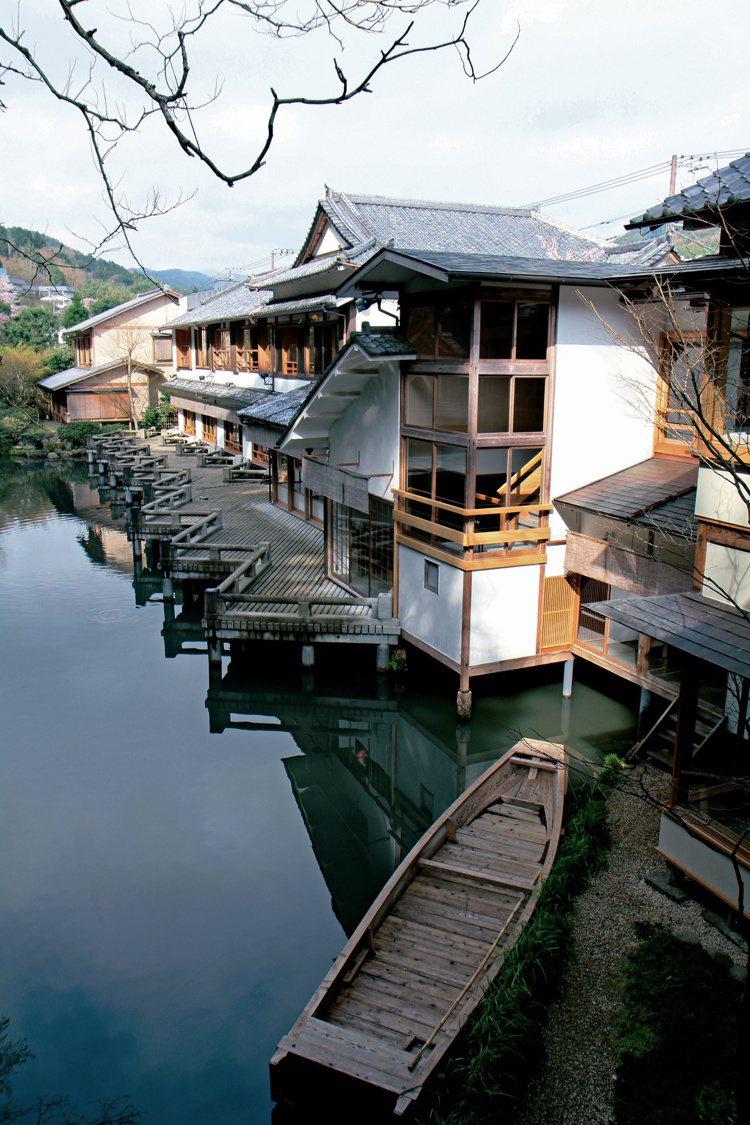 梁旅珠玩遍全球但對日本湯宿難以忘情。圖/天下文化提供