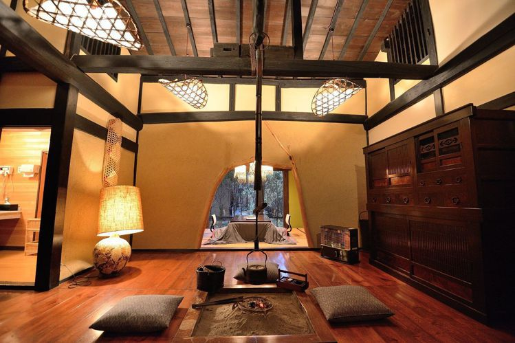 倭乃里是「古民家」風情旅宿。圖/天下文化提供