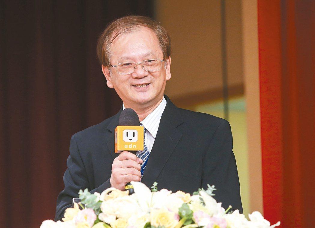 高雄醫學大學校長劉景寬。