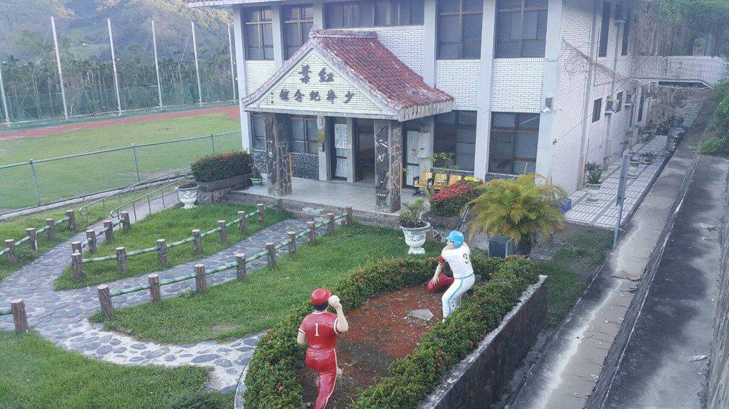 紅葉村初復舊觀,圖為紅葉少棒紀念館。圖/陸軍台東指揮部提供
