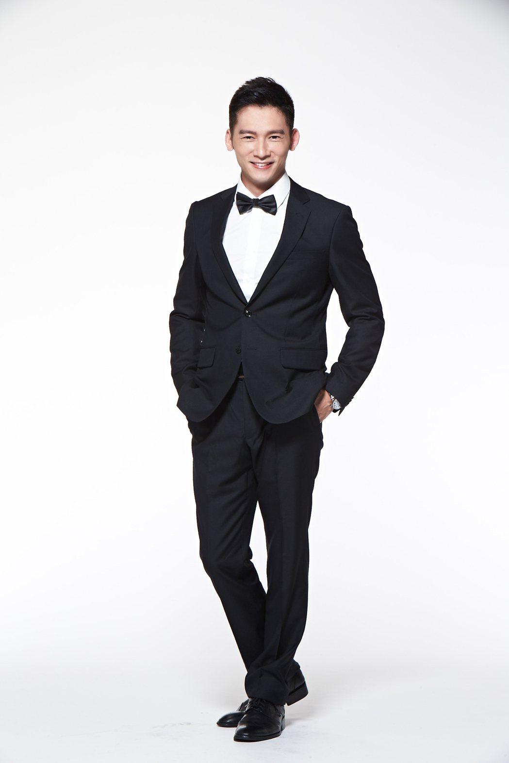 溫昇豪以新加坡歷史劇「星月傳奇」,獲本屆國際艾美獎最佳男表角入圍。圖/伊林提供
