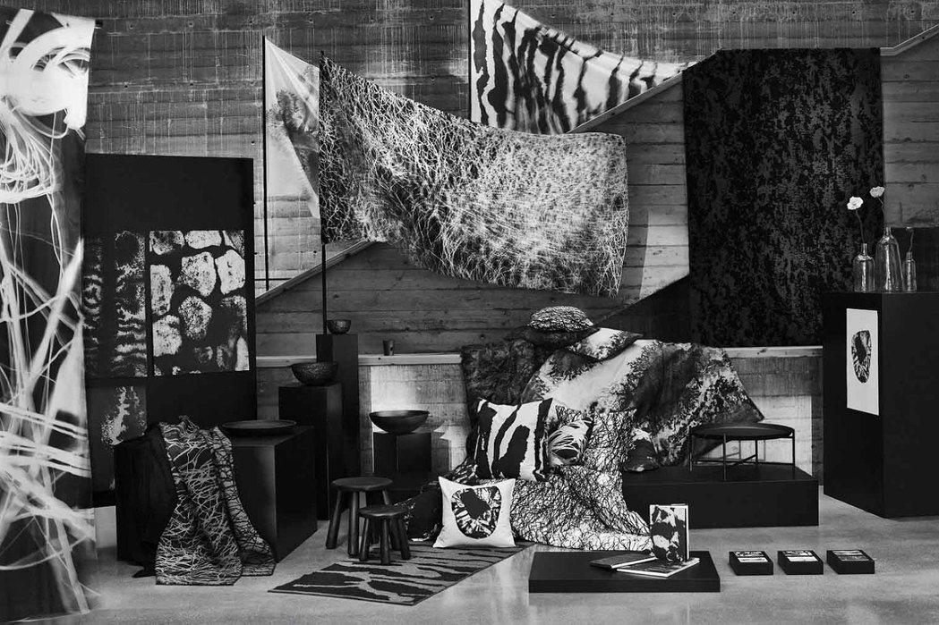 IKEA推出瑞典時尚與布織品設計師馬丁柏格史壯SVARTAN系列。圖/IKEA提...