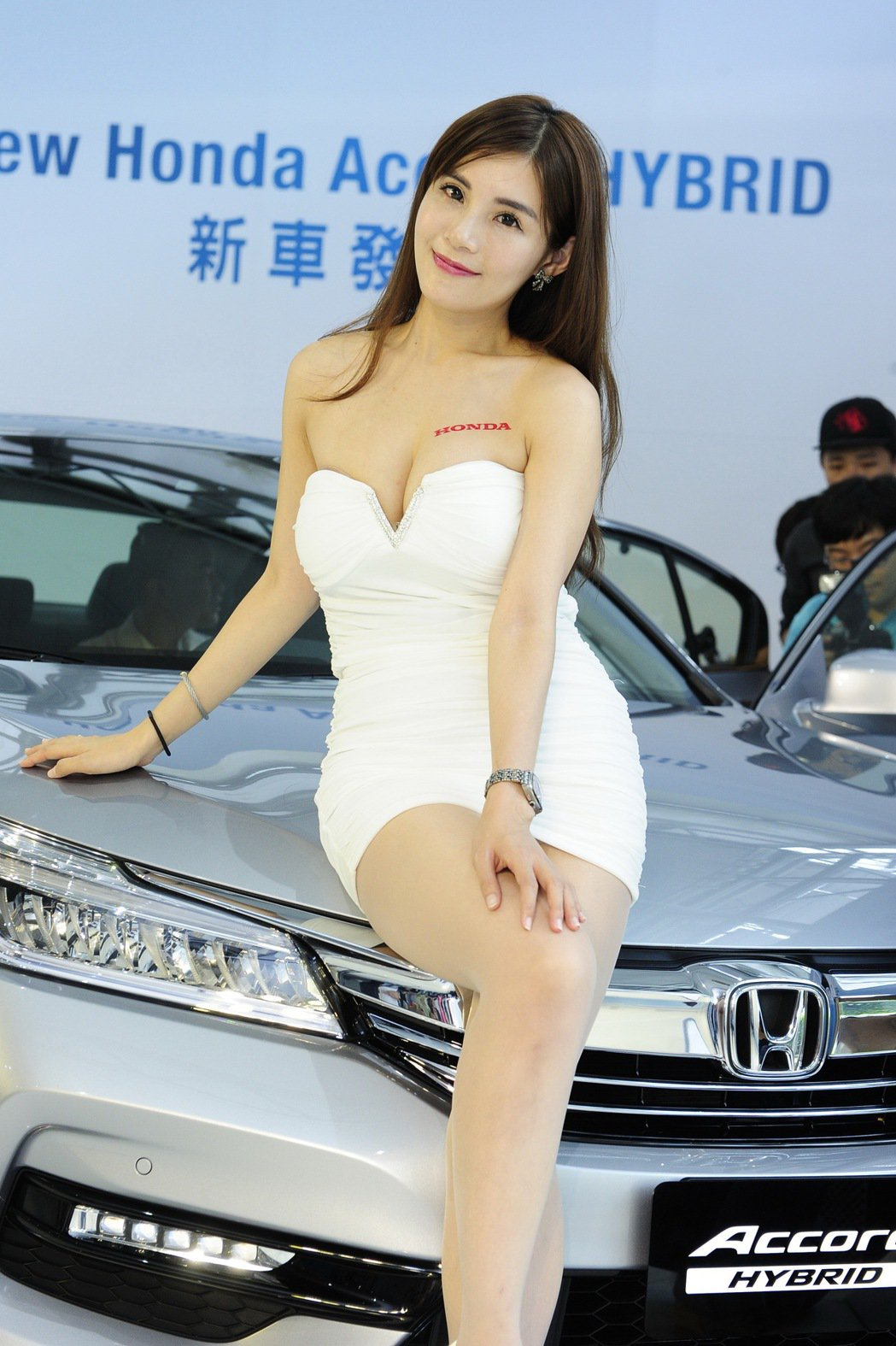 Honda Taiwan引進全新Honda Accord Hybrid。圖/Ho...