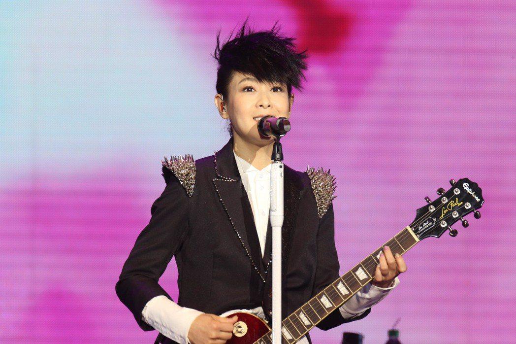 劉若英首度登馬來西亞開唱。圖/相信提供