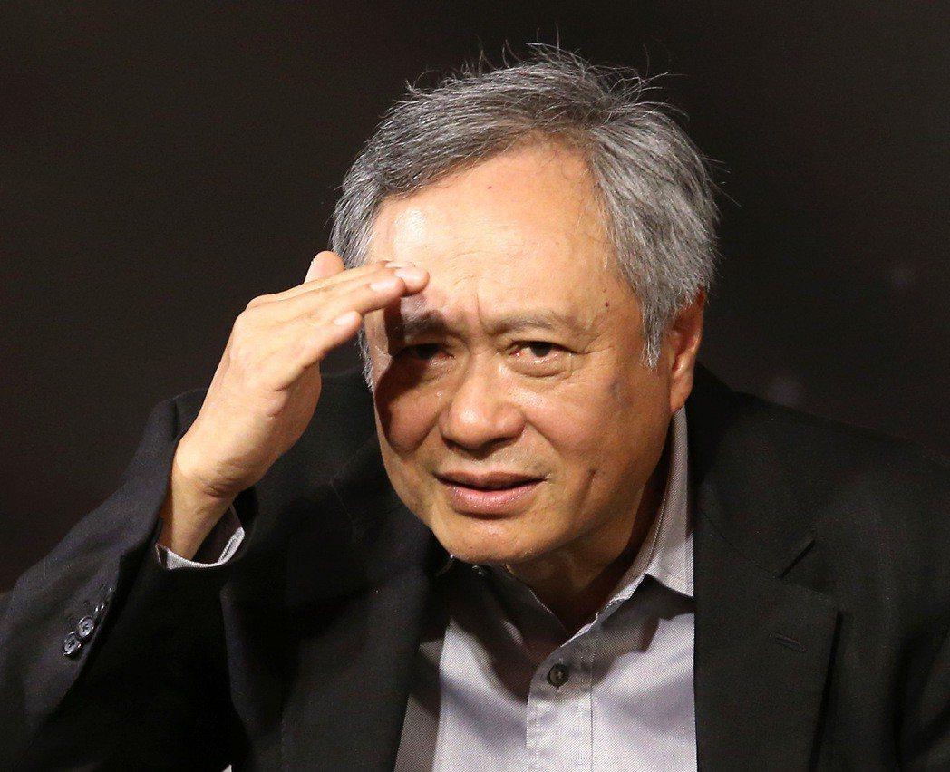 李安苦熬多年終成奧斯卡金獎導演。 聯合報系資料照